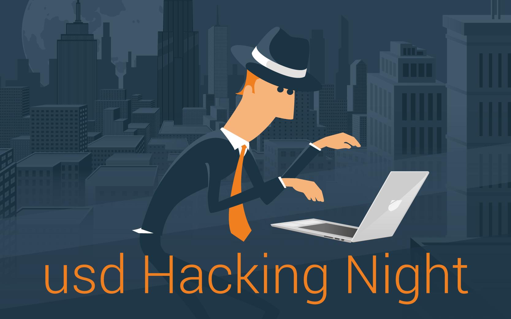usd Hacking Night – Sommer 2019