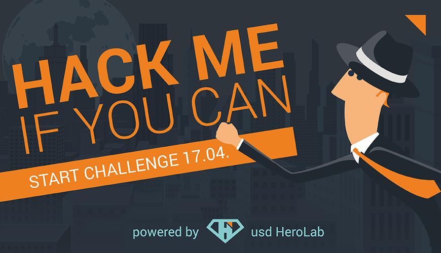 usd Hackertage 2019 – Challenge ist jetzt freigeschaltet!