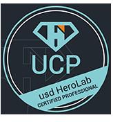 usd herolab certified pro badge