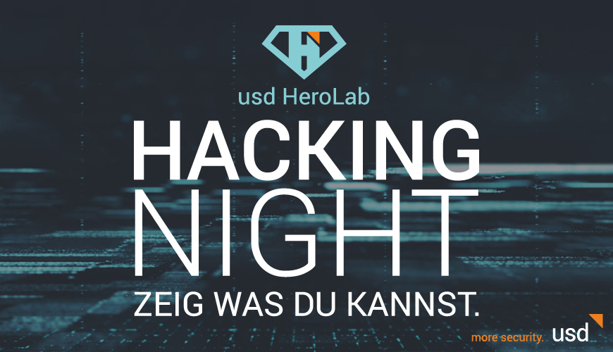 usd Hacking Night